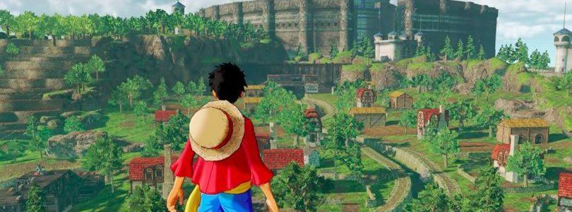 One Piece World Seeker: News