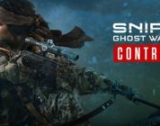 Sniper Ghost Warrior Contracts - Logo
