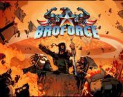 Broforce: Key Art