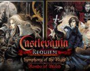 Castlevania Requiem: KeyArt