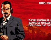 Red Dead Redemption 2: Dutch Van Der Linde