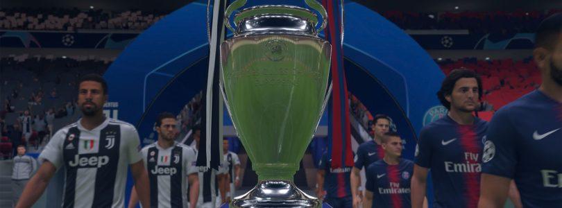 FIFA 19: Screenshot