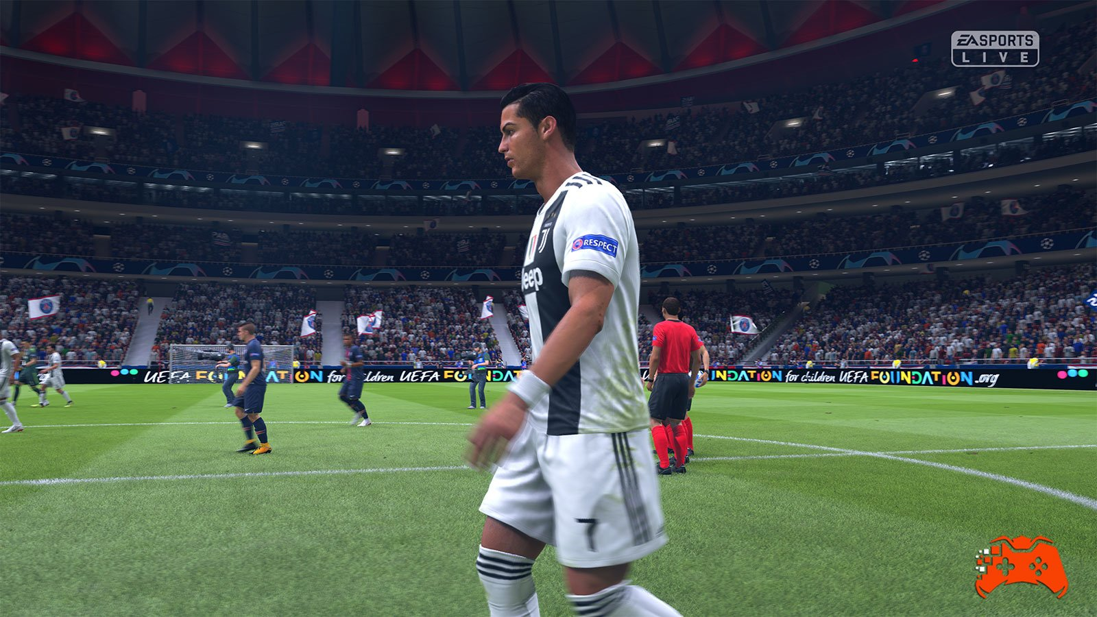 FIFA 19: Screenshot