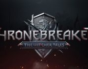 Thronebreaker: The Witcher Tales - Logo