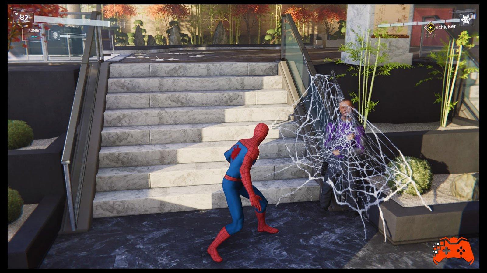 Spider-Man: Screenshot