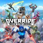 Override: Mech City Brawl - KeyArt
