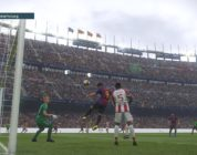 Pro Evolution Soccer 2019: Screenshot