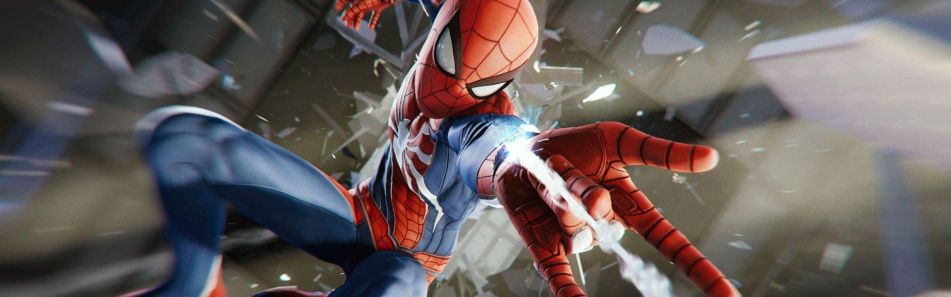 Spider-Man: Test