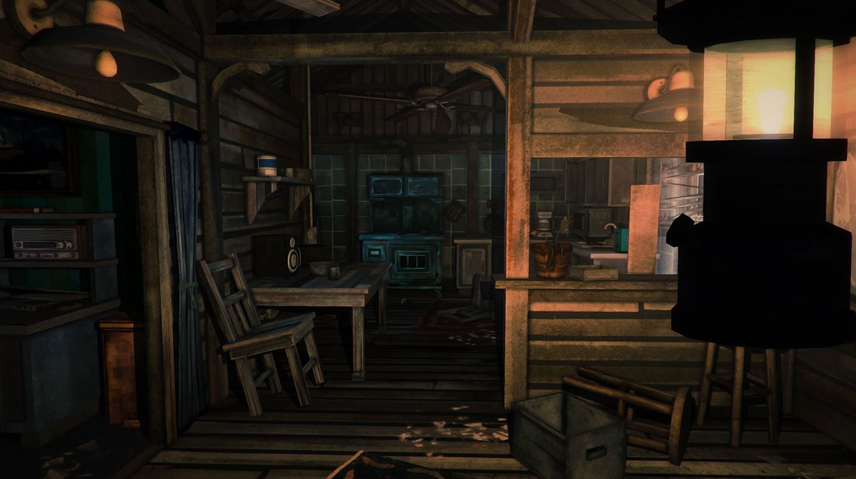 The Long Dark: Screenshot