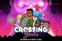 Crossing Souls: Cover