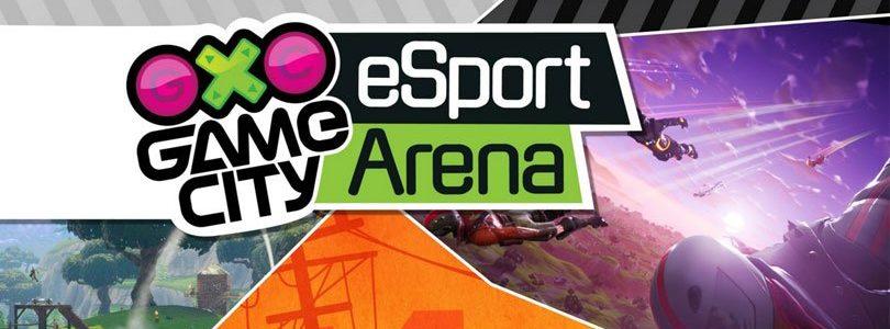 Game City: esports Arena