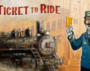 Ticket to Ride: Keyart