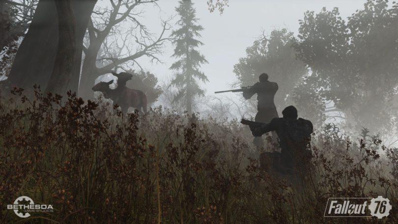 Fallout 76: Screenshot