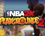 NBA 2K Playgrounds 2: Logo