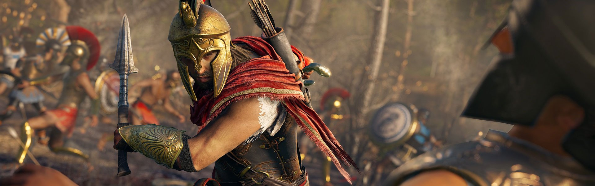 Assassins Creed: Odyssey - Test