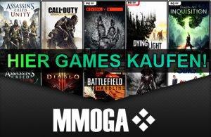 Spiele online kaufen als Download