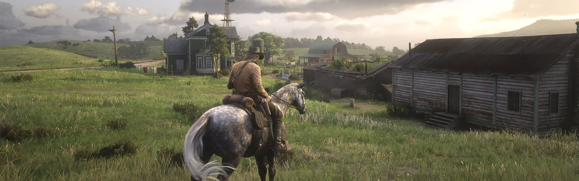 Red Dead Redemption 2: Test