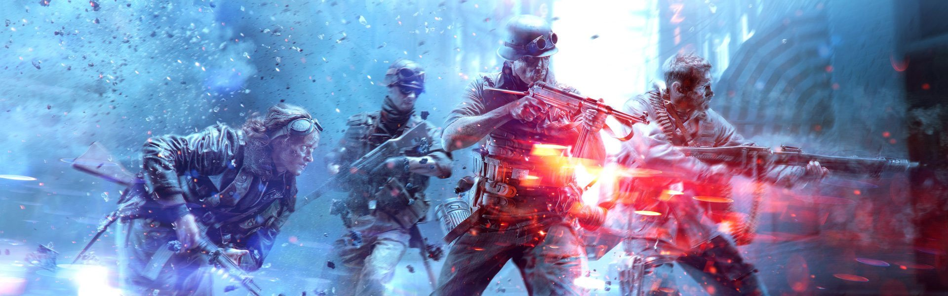 Battlefield V: Test