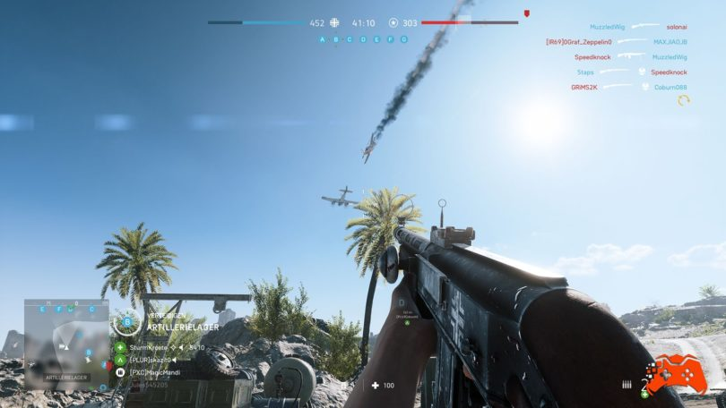 Battlefield V: Screenshot
