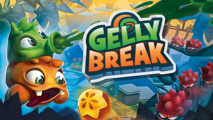 Gelly Break: Keyart