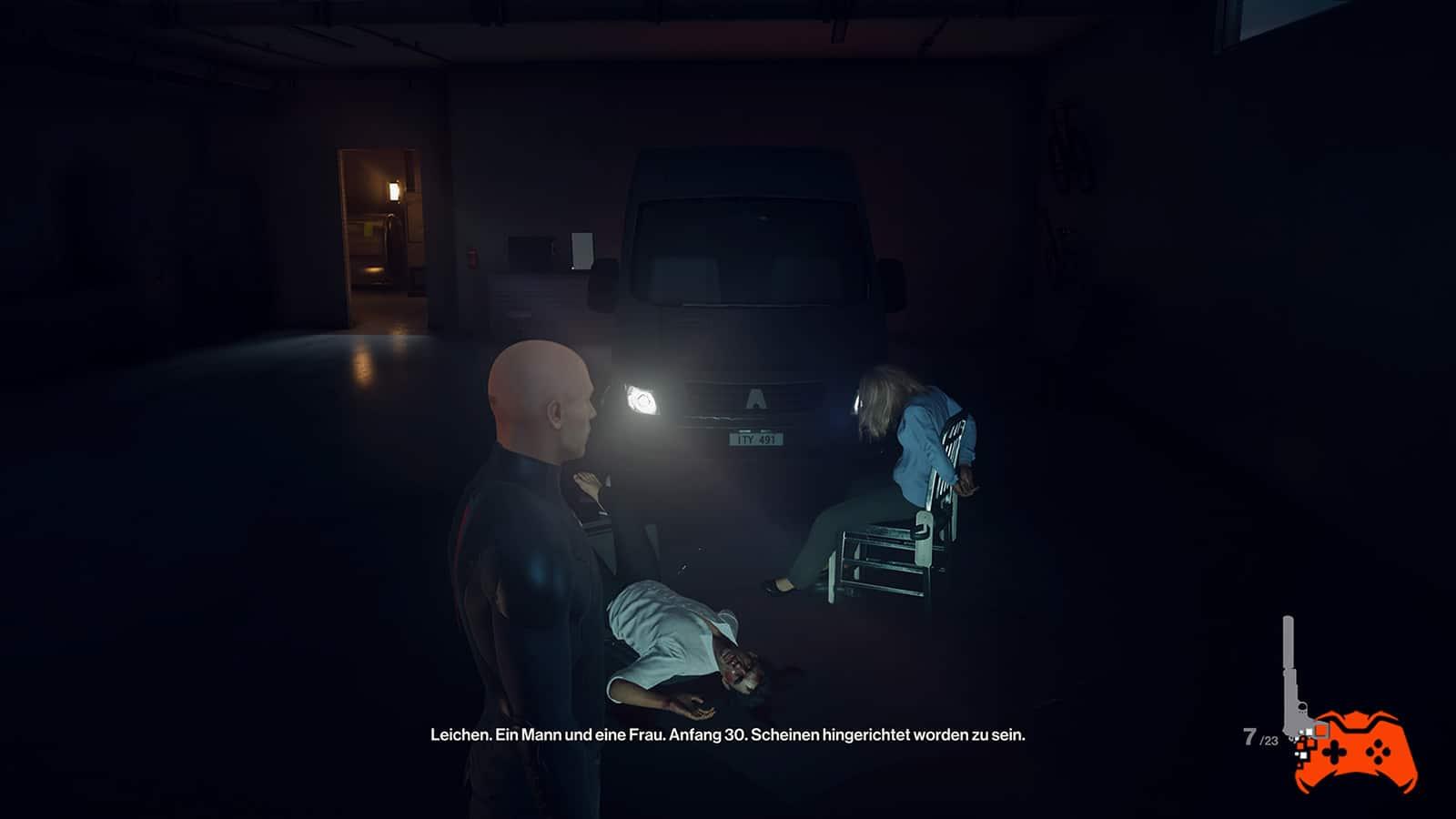 Hitman 2: Screenshot
