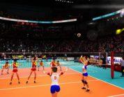 Spike Volleyball: Screenshot
