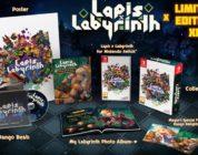 Lapis x Labyrinth: Glamshot