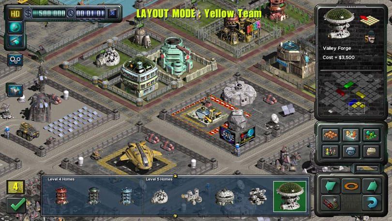 Constructor Plus: Screenshot