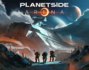 PlanetSide Arena: KeyArt