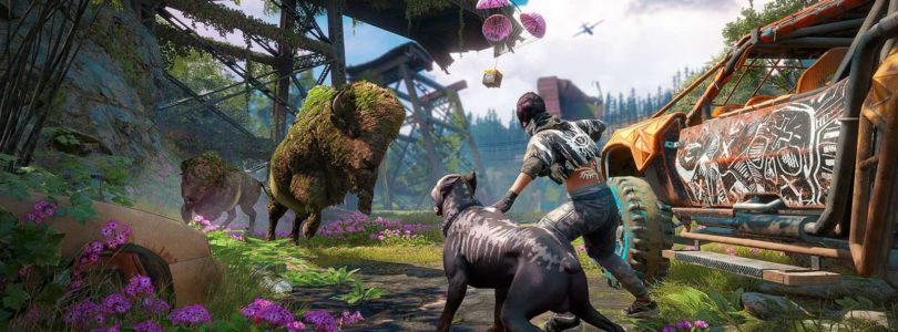Far Cry New Dawn: Bison