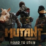 Mutant Year Zero: Road to Eden - Cover