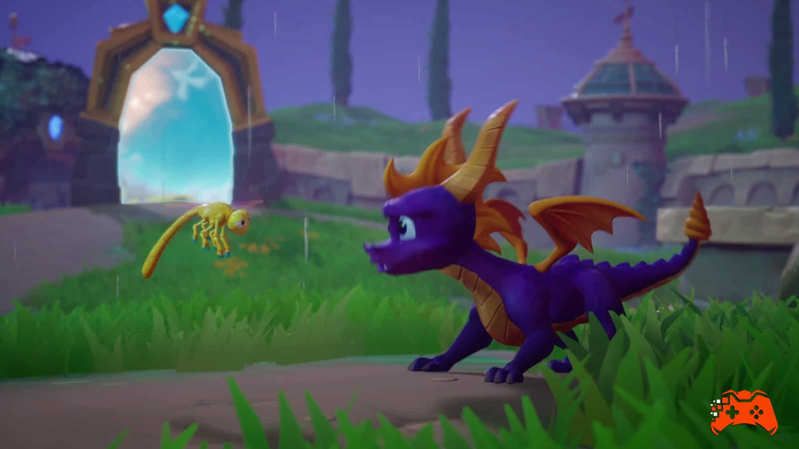 Spyro Reignited Trilogy: Screenshot