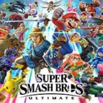 Super Smash Bros. Ultimate: Cover