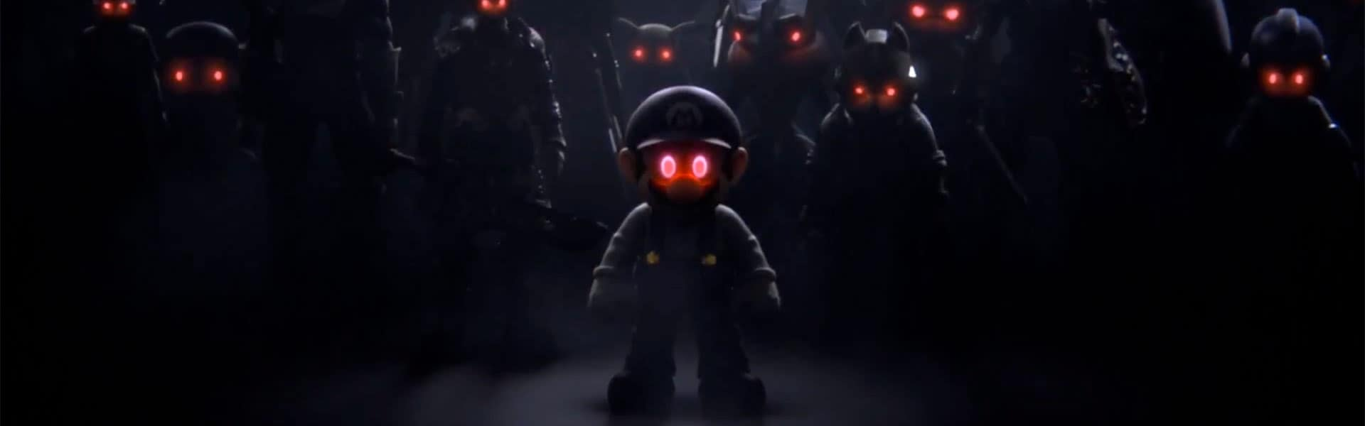 Super Smash Bros. Ultimate: Test