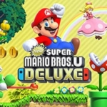 New Super Mario Bros. U Deluxe: Cover
