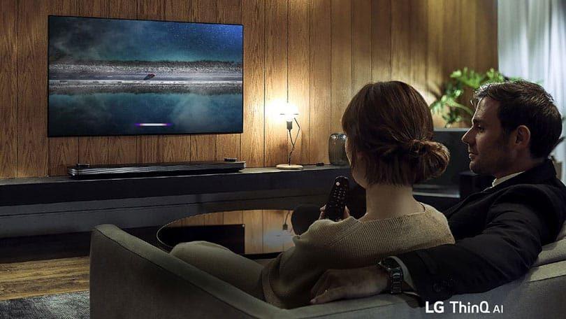LG: TV ThinQ AI