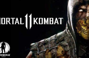 Mortal Kombat 11: Logo
