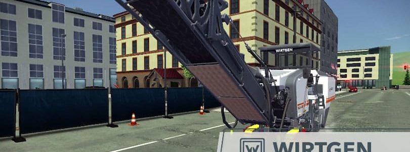 Bau-Simulator 3: Wirtgen