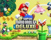 New Super Mario Bros. U Deluxe: Cover