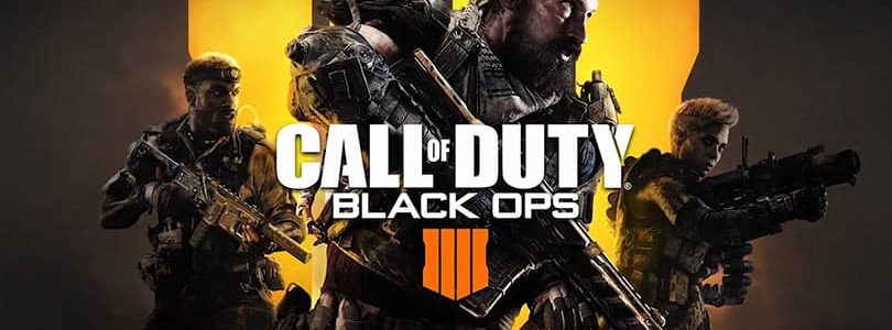 Call of Duty: Black Ops 4 - Logo