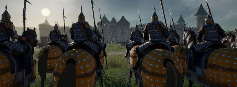 Conquerors Blade: Screenshot