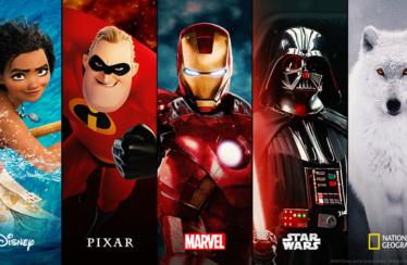 Disney+ jetzt auf einer Vielzahl von LG Fernsehern in weiteren europäischen Ländern verfügbar