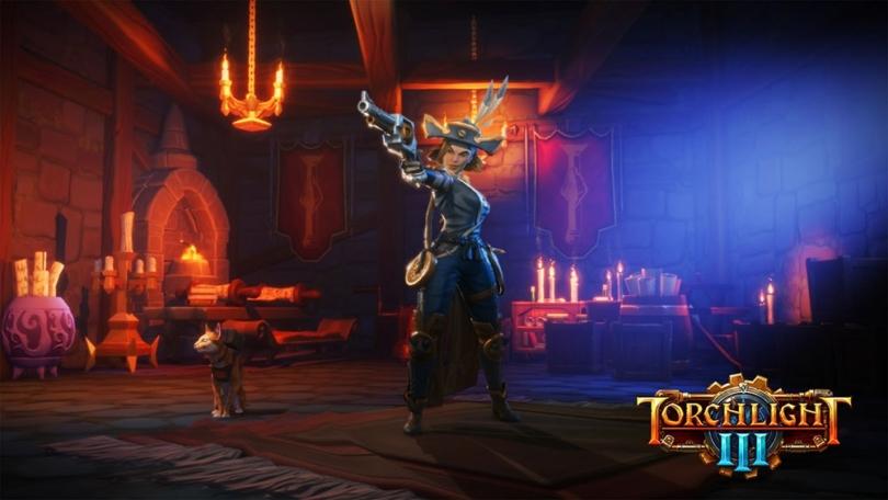 Torchlight 3: kündigt neue Heldenklasse an | Der Scharfschütze