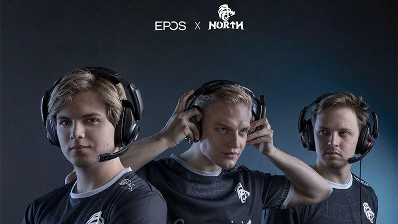 EPOS erweitert Partnerschaft mit North Esports