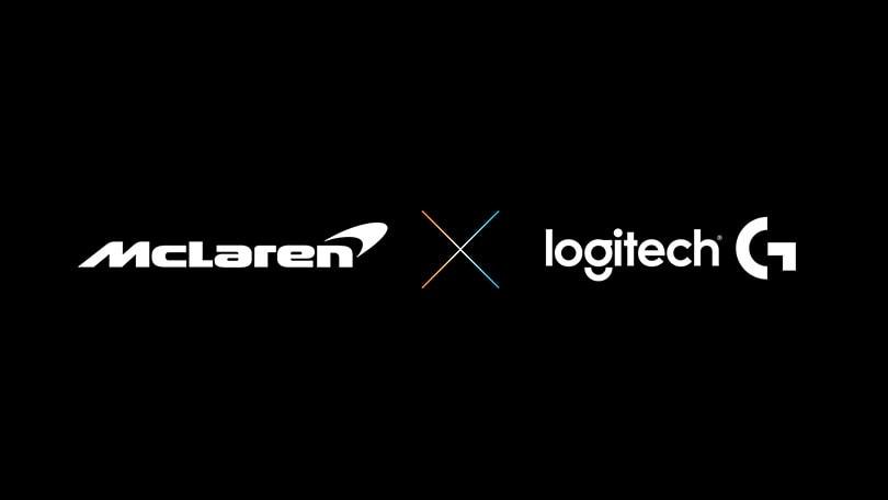 Logitech G und McLaren leiten eine neue Rennsport-Ära ein