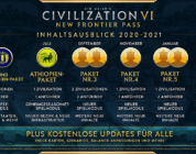 Civilization 6: New Frontier-Pass erscheint ab 21. Mai 2020