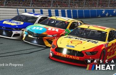 Nascar Heat 5: erster Gameplay Trailer