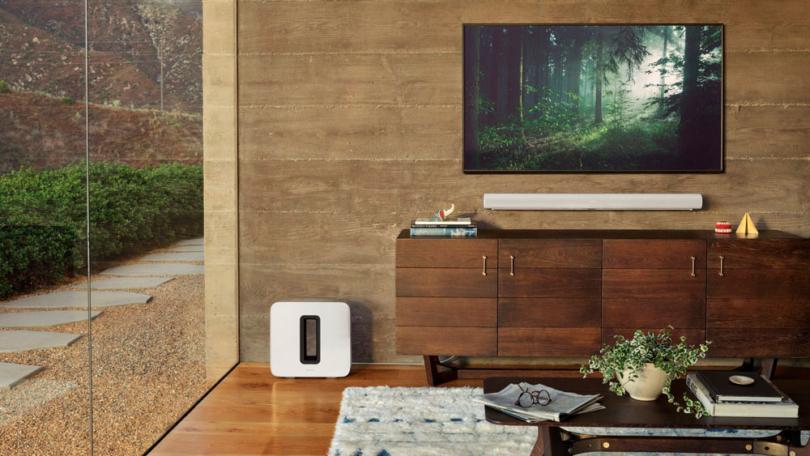 "Sonos launcht smarte Premium Soundbar ""Sonos Arc"