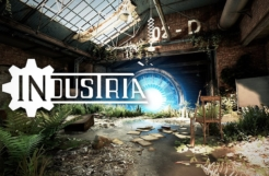 Industria: First-Person-Mystery Shooter angekündigt