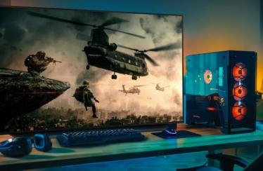 Ideal für entspannte TV- und Gaming-Momente: Der LG OLED 48CX ist ab sofort auf dem österreichischen Markt verfügbar